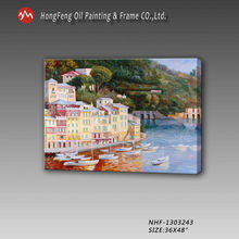 seascape oil painting canvas oil painting model