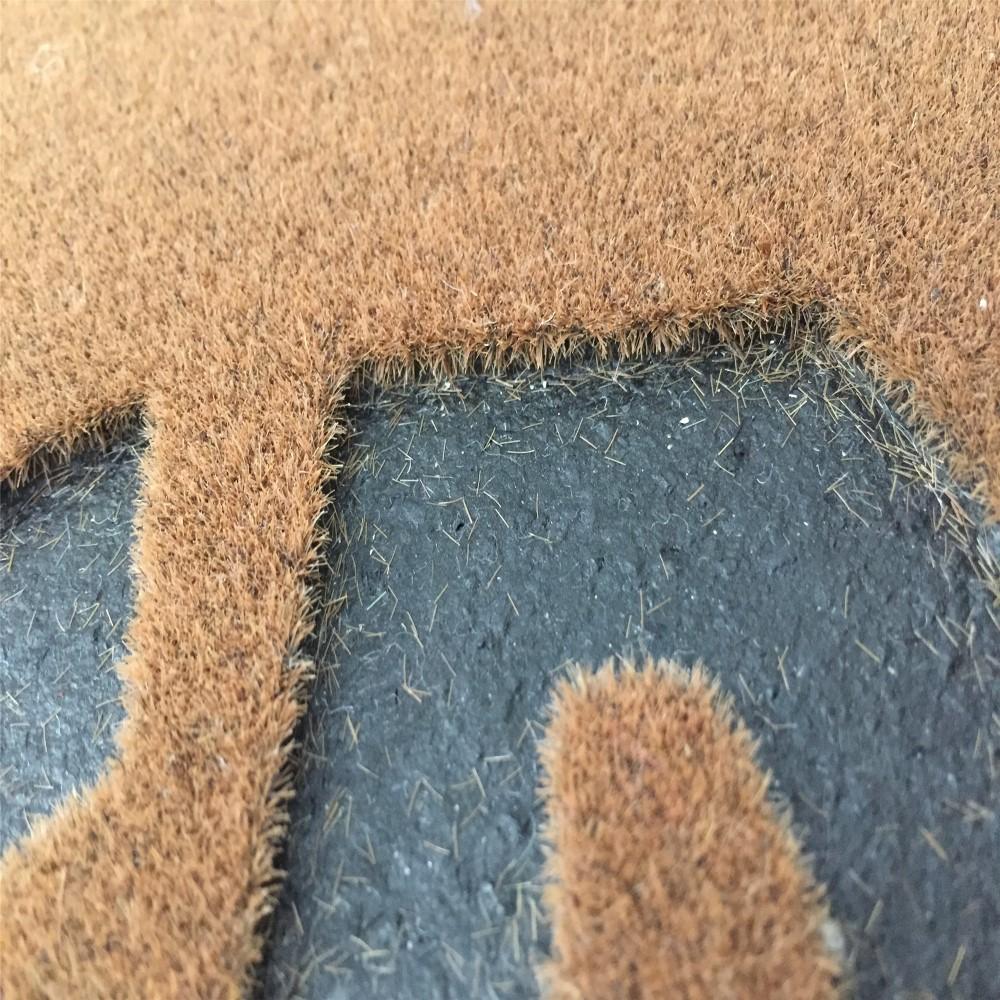Antislip Rubber Vloeren Deur Mat/PVC Entree Mat massaal mat-tapijt ...