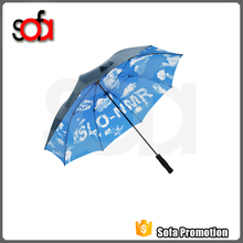 2015 high quality solar panel umbrella