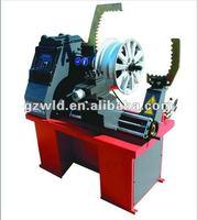 full automatic rim straightening machine