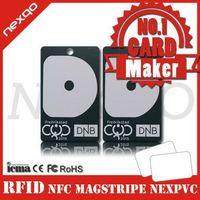 Customized design film lamination pvc plastic offset printing visiting card