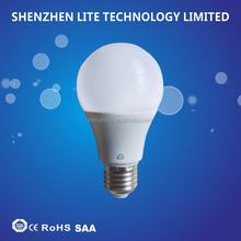 2years warranty 50000hrs New Aluminum plastice CE EMC/LVD E27 10 LED bulb
