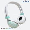 2015 New Design Professional Fashion customized headphones
