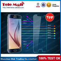 New Products 0.33mm/0.26mm 9H Tempered Glass screen protector fit for Samsung S6