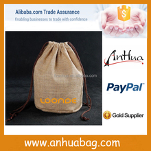 Chinese new products picture of jute bag