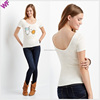 2015 Newest slim fit design women 3D t shirt /sexy summer T shirt with lovely printing