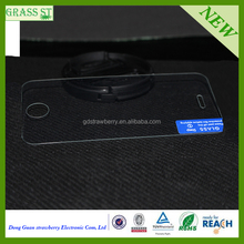 High clear tempered glass screen protector for iphone 4s