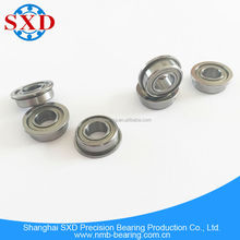 F687ZZ Small engine used stainless steel Motorcycle bearing