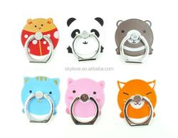 animal shape phone finger ring holder