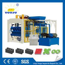 fault diagnosis system save energy most profitable products QT12-15 brick machine for sale