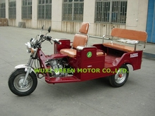 disabled tricycle for passenger gas powered