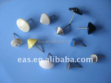 eas tag plastic pin for hard tag /security tag pin