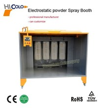 COLO- S- 2315 Used Powder Spray Coating Booth for Sale