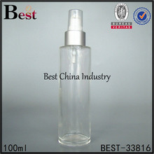 100ml health care product cylindrical glass container