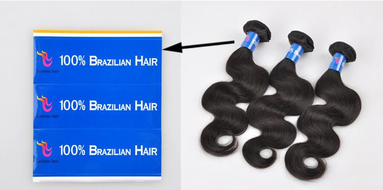 Grau 6a 7a 8a Natural Dyeable Bleachable Não Transformados preço de fábrica 6a grau virgem brasileiro ha