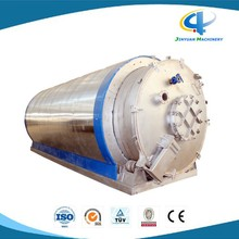 High Output Scrap Rubber Pyrolysis Production Line to Fuel Oil