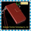 2015 hot selling Leather Flip Wallet Card Holder Case Hybrid Cover Stand For Various Phones