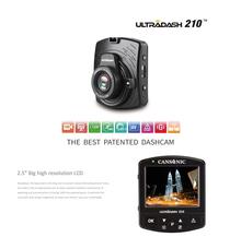 "Cansonic-UD210 Full HD 1080P, 2.5"" LCD, G-sensor, motion/collision detect, Night vision, LDWS, dashcam, Car DVR, Car black box"