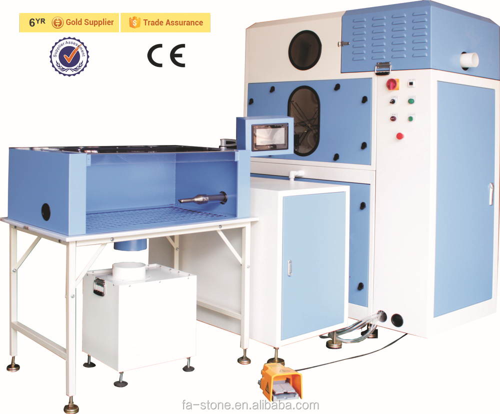 down filling machine made by xido SCR-1P-3G