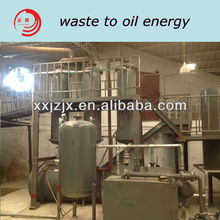 JZ series used oil/ crude oil distillation diesel equipment