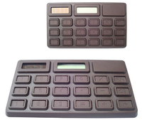 Fashion Chocolate calculator / funny calculator / 8 digital solar chocolate