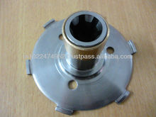 Automobile clutch bush plate