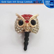 Crystal Nightowl Anti-dust ear cap Earphone dust stopper