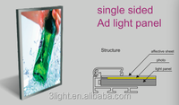 LED menu signboard Germany material Plexiglas/Osram LED