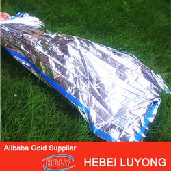 aluminum foil emergency sleeping bags