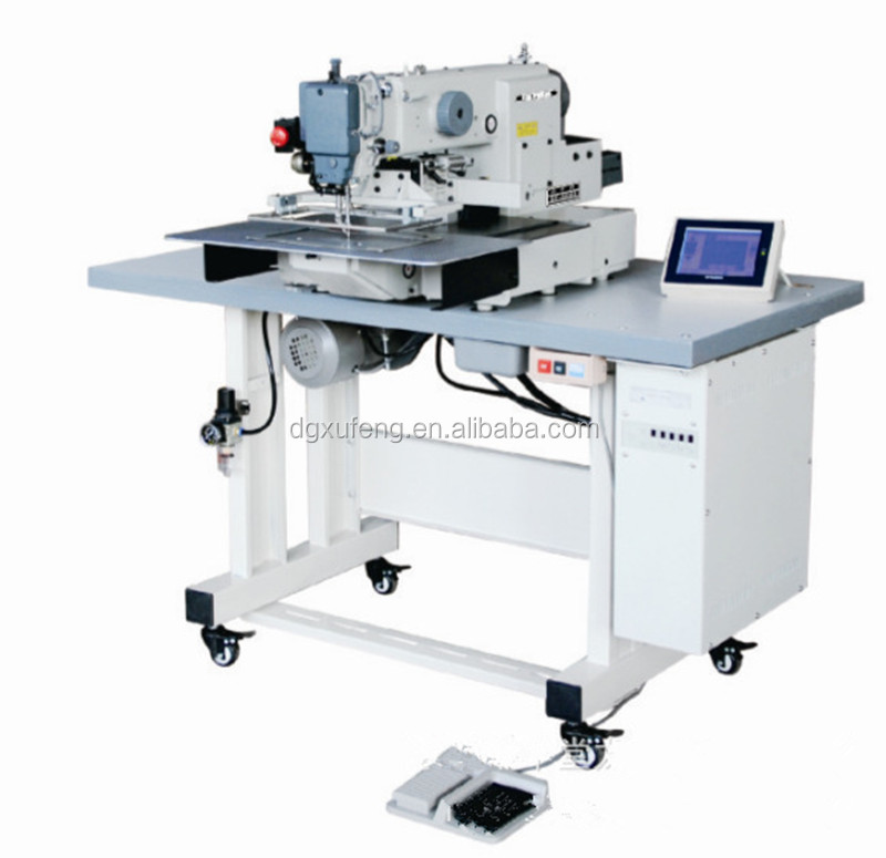 Direct drive industrial computer pattern design sewing machine ...