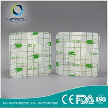 free sample heat sealing sterilization waterproof wound dressing