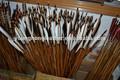 bambú flecha
