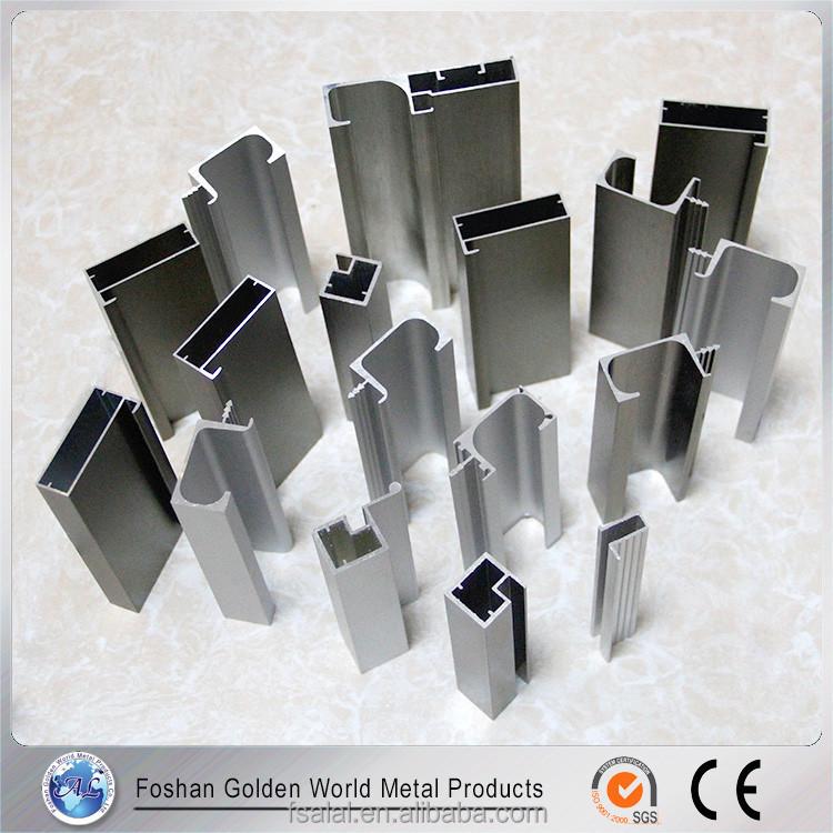 Handgrepen Keuken Koper : keuken kast deur fframe en handgrepen-aluminium profielen-product-ID
