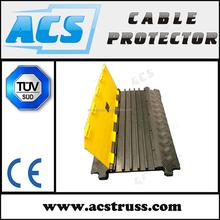 45 x 40mm Channel Size 4 Channels Heavy duty Flexible Cable guard