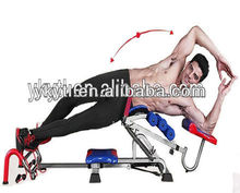 2015 new products AB total core exercise machine Fitness Equipment