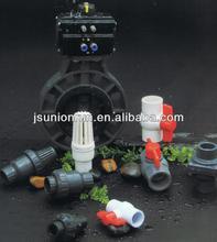 stem gate valve PVC Ball Valve