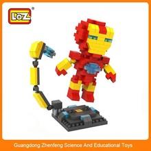 Best sale diy plastic intelligent toys loz nano block