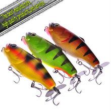 2012new high quality best selling hard fishing lure Twist Tall Popper 150mm 95g