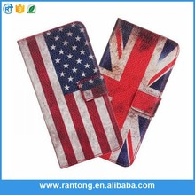 Hot selling low price leather smart phone cases with good price