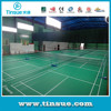PVC badminton sports flooring used for the World Championships