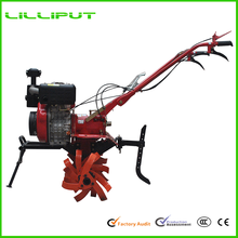 Types Of Multifunctional Cheap China Rotary Tiller Walking Tractor With KAMA Engine