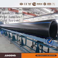Cheap plastic1200mm hdpe pipe for water