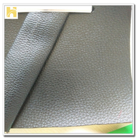hot sell embossed 100% pu synthetic belt leather