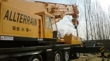 Used 250 ton hydraulic mobile crane , TADANO AR2500M crane made in Japan , popular item