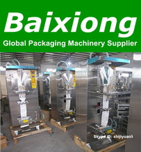 1500USD full automatic mineral water pouch packing machine price (Hot sale)