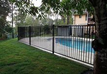 Construction fence panels / fencing accessories / horizontal fencing panels