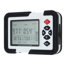 hot sale with factory price hight accuracy HT-2000 CO2/Temp/RH Data logger