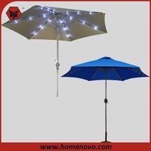 Solar Led Patio Umbrella