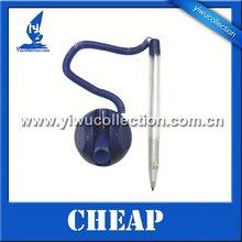 desk clock pen holder