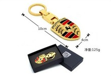 various famous car brand or shape like porche banz keychains